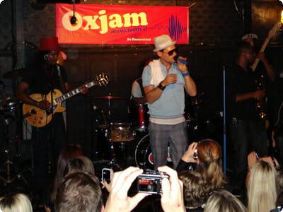 Image of a gig