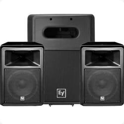 Images of EV speakers