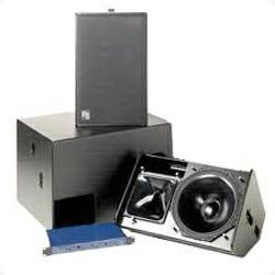 Image of Nexo speakers